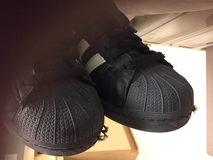 adidas Originals Men's Superstar Sneaker These are the first shoes tennis shoes that I have ...