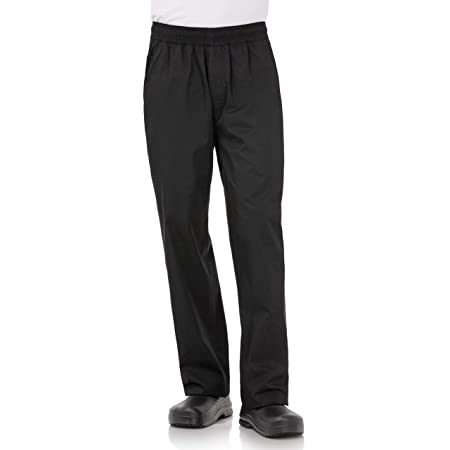 Chef Works Men's Lightweight Baggy Chef Pants