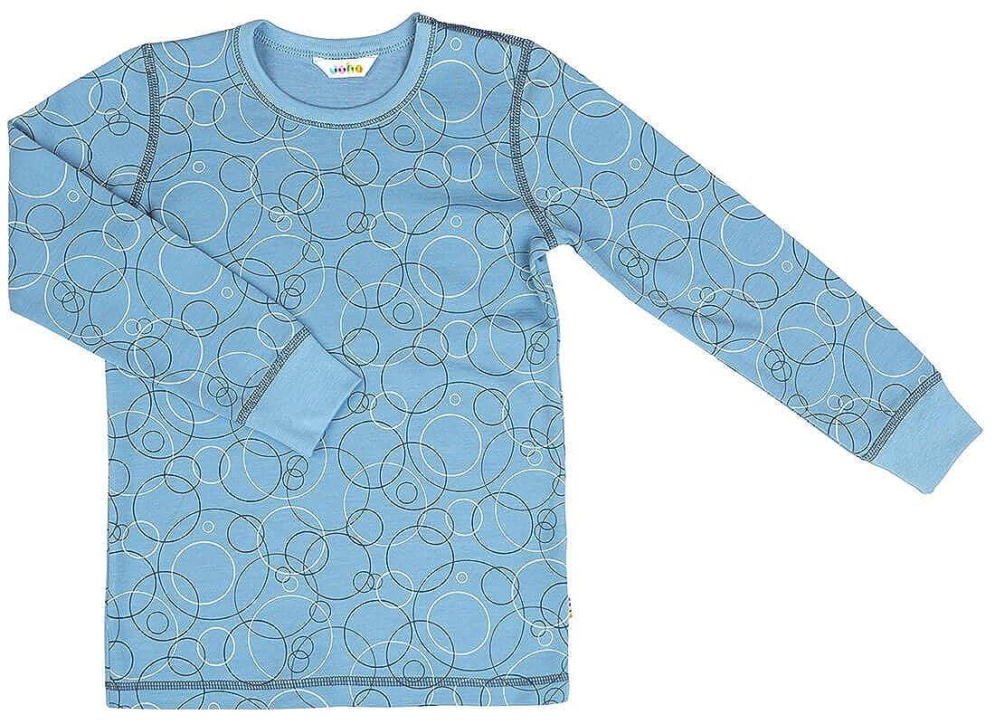 joha de 2 piezas Joven Función Ropa Interior Bubbles de lana de merino y Bio de algodón en azul Multicolor BubblesJ: Amazon.es: Ropa y accesorios