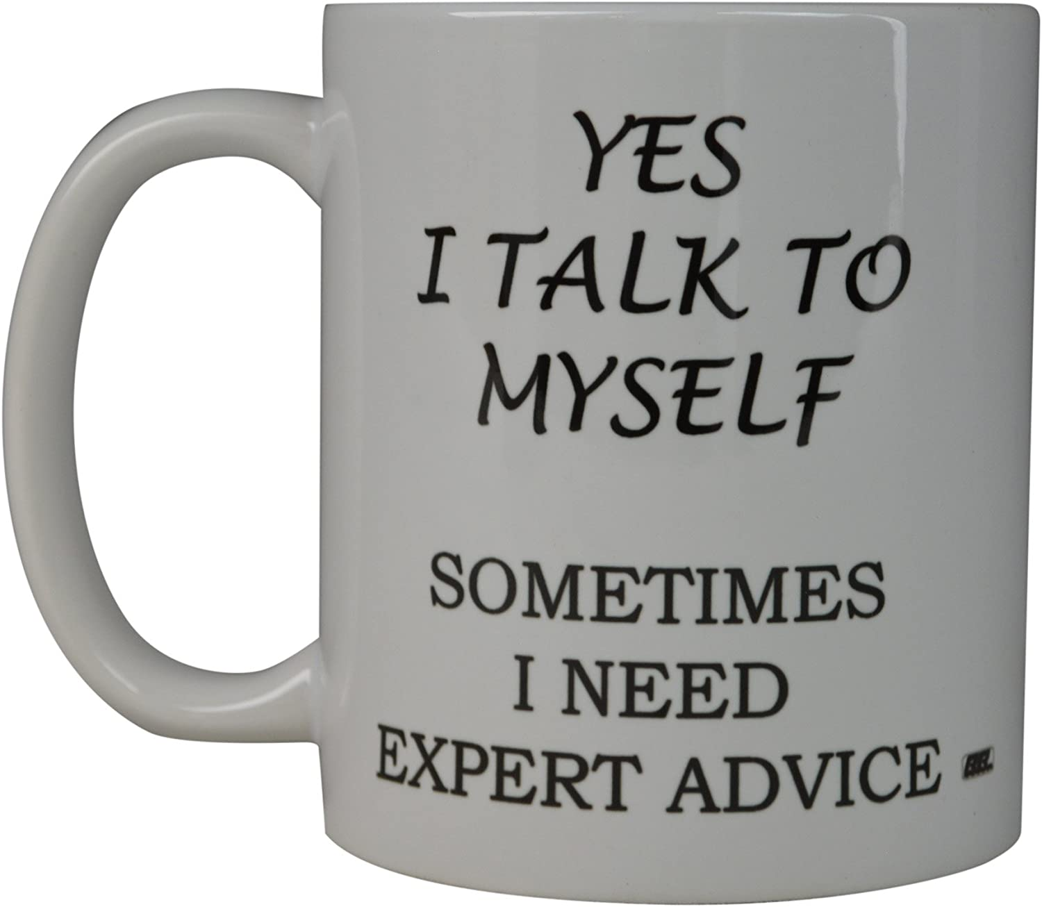 Rogue River Funny Coffee Mug Expert Advice Novelty Cup Great Gift Idea For Office Party Employee Boss Coworkers (Expert)