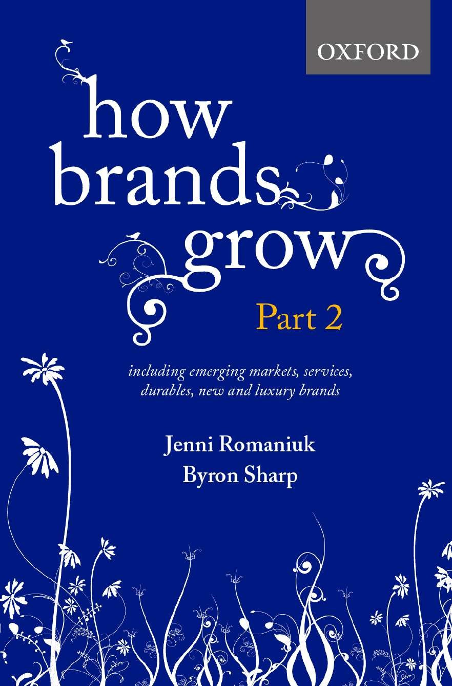 How Brands Grow  Part 2  Emerging Markets Services Durables New And Luxury Brands