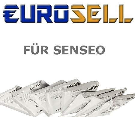 Eurosell profesional XL descalcificador para cafetera Senseo Pad ...