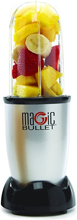NutriBullet Licuadora Magic Bullet 0, 57 l; 200 W; Color Plateado ...