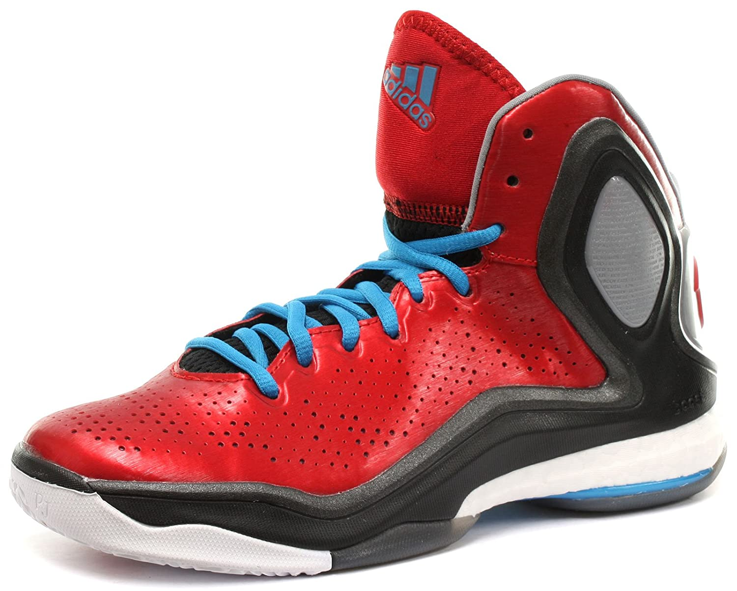 low priced adf7d a690a adidas Derrick Rose 5 Boost Junior Basketball Shoes Sneakers, Size 3.5   Amazon.co.uk  Shoes   Bags