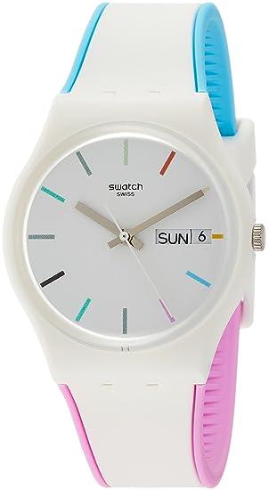 ac21da4ff9c3 Swatch Inteligente Reloj de Pulsera GW708  Amazon.es  Relojes