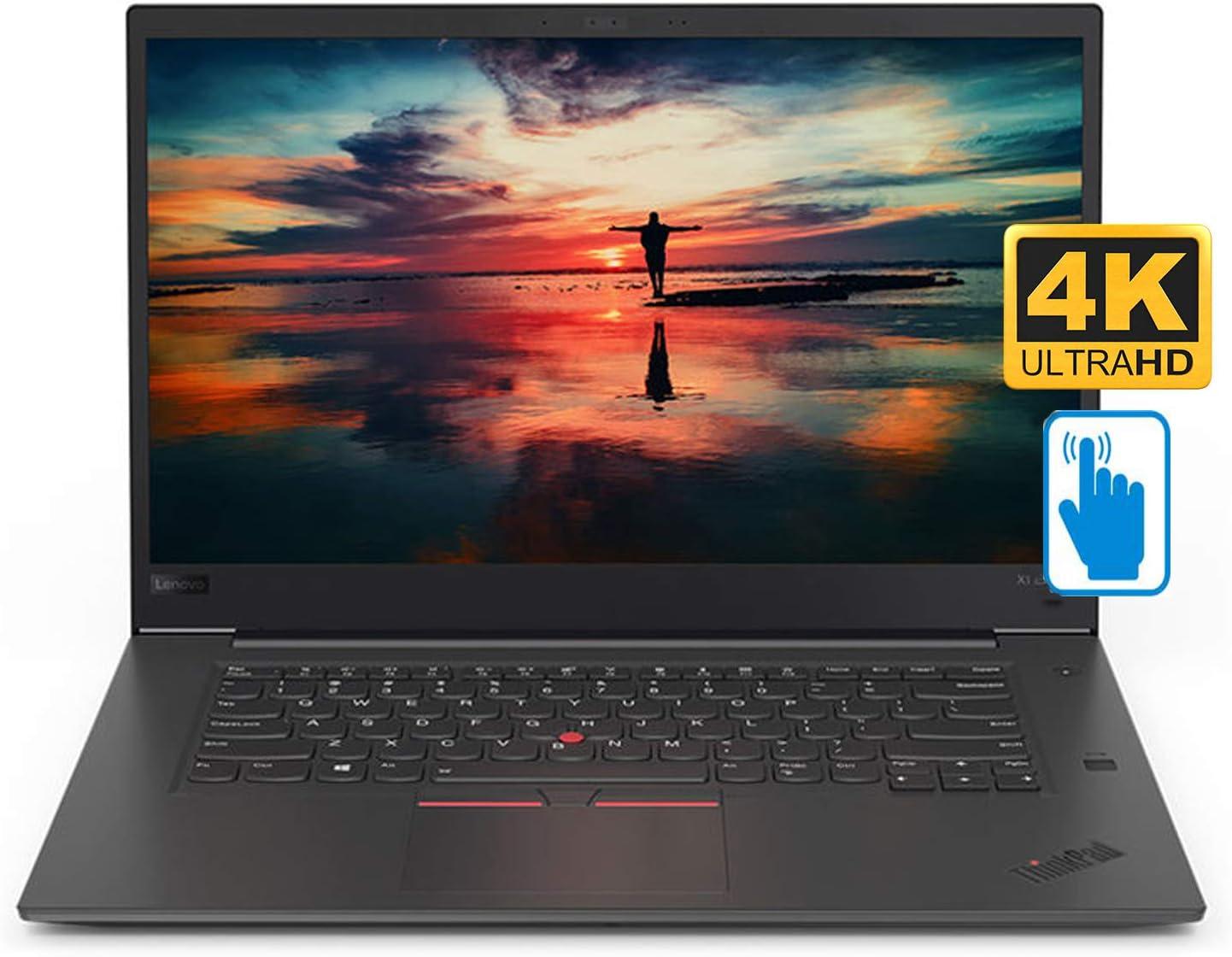 Lenovo ThinkPad X1 Extreme Premium Home and Business Laptop (Intel 8th Gen i7-8850H 6-Core, vPro, 32GB RAM, 1TB PCIe SSD, 15.6