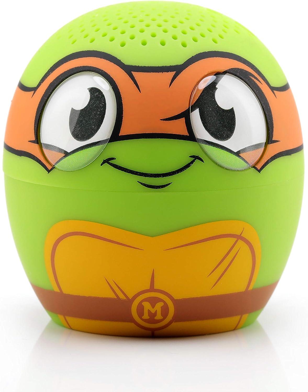 Bitty Boomers Nickelodeon Teenage Mutant Ninja Turtles Michelangelo Bluetooth Speaker