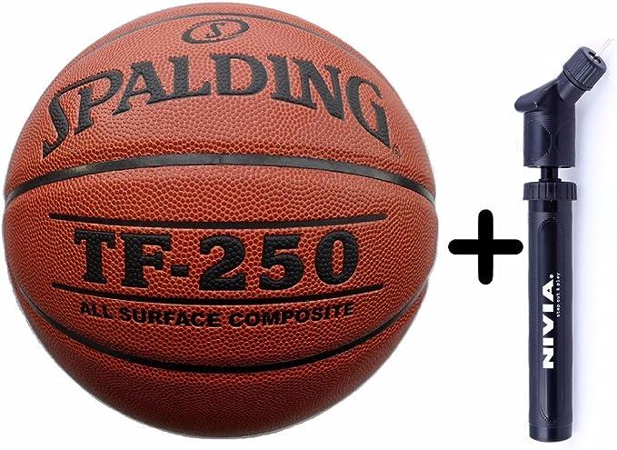 Spalding baloncesto TF 250 Combo (Spalding TF 250 – Balón de ...