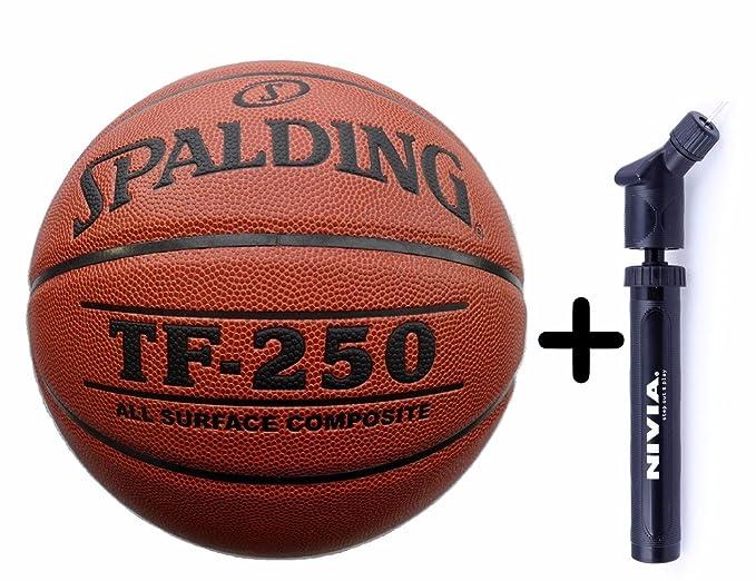 Spalding baloncesto TF 250 Combo (Spalding TF 250 - Balón de ...
