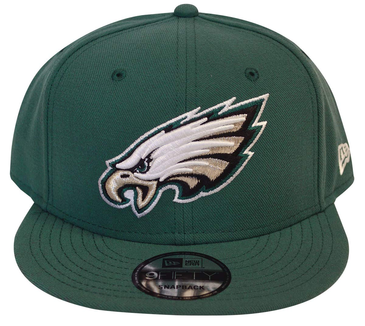 the best attitude 3c1c8 98716 Amazon.com   New Era Philadelphia Eagles Custom Collection 9Fifty Snapback  Hat (Dark Green)   Clothing