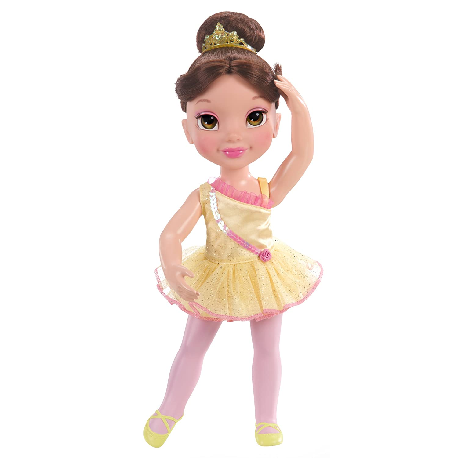 Amazon Disney Princess Belle Ballerina Doll Toys Games