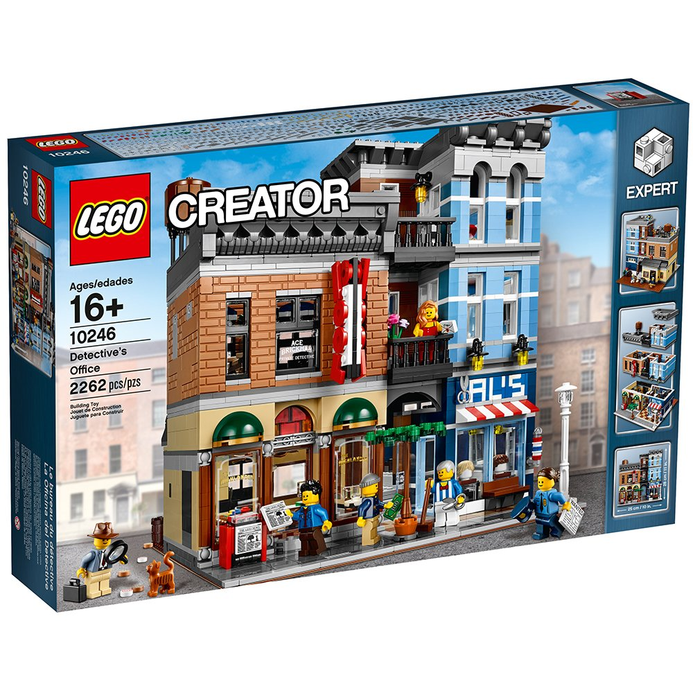 I Have Just Been Told From My Source That The Lego Creator Detectives Office 10246 And The Brick Bank 10251 Have Officially Been Retired