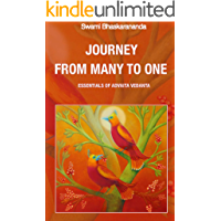 Journey from Many to One / Essentials of Advaita Vedanta (English Edition)
