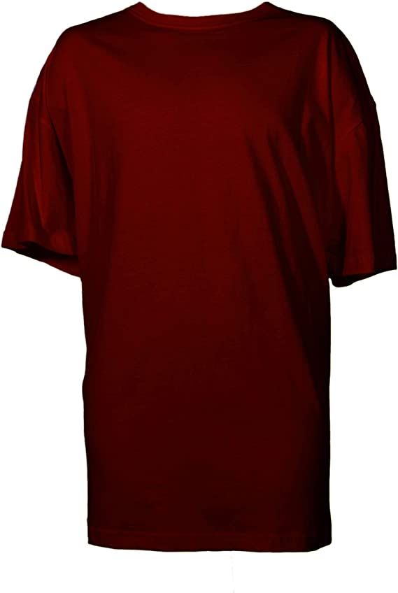 Sizes Up to 9XL Assorted Colors Big /& Tall 4U Mens Basic Cotton Short Sleeve Crew Neck T-Shirt