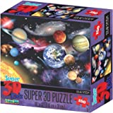 Howard Robinson HR10807 Super 3D Solar System Puzzle (150-Piece)