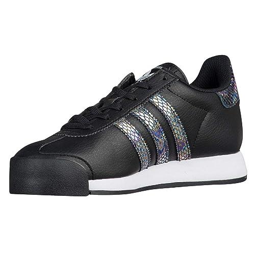 Buy Adidas ORIGINALS Boys' Adidas Samoa Snake 5.5 M US Core Black ...
