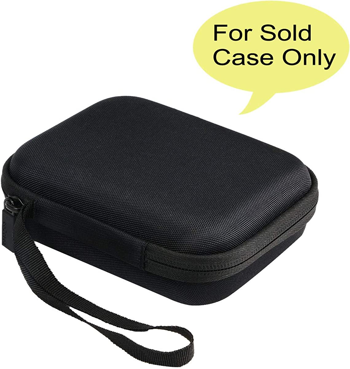co2crea Hard Travel Case for Sphero Specdrums 2 Rings Musical Rings Play Pad,Bigger