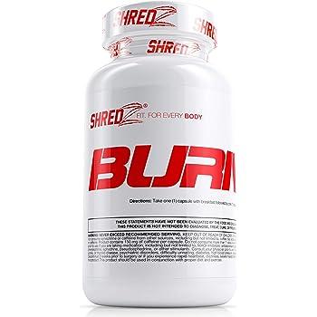 Amazon.com: SHREDZ Fat Burner Supplement Pill for Women