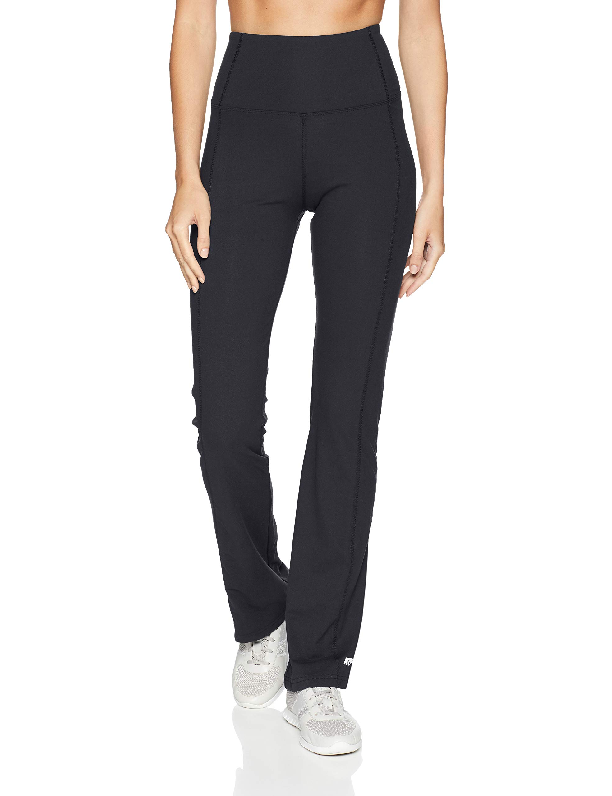 Marika Women's Sophia High Rise Tummy Control Pant, Black, Medium
