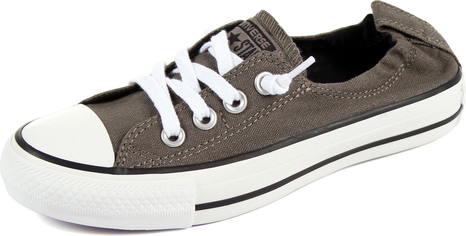 8ceaf64098f897 Galleon - Converse Chuck Taylor All Star Shoreline Charcoal Lace-Up Sneaker  - 10.5 B(M) US Women   8.5 D(M) US Men