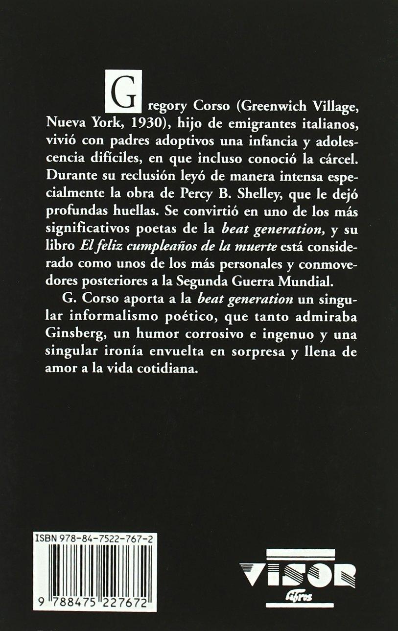 El feliz Cumpleaños de la muerte  (Visor de Poesía ) Tapa blanda – 21 feb  2008 ... 83bb03c8db8
