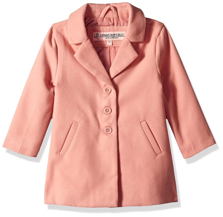 Urban Republic Little Girls 425gsm Wool Jacket