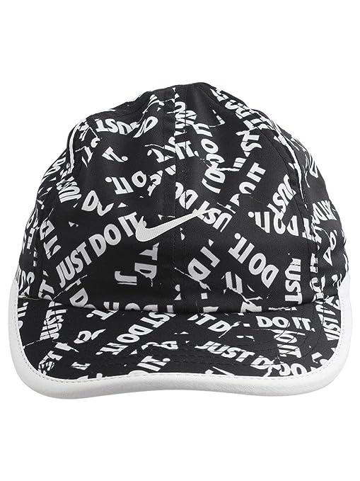 14a1a684a2b4c Amazon.com  Nike Infant Toddler Little Kid s Aerobill Strapback Baseball  Cap Hat  Clothing