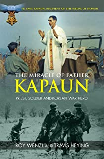 Amazon the grunt padre father vincent robert capodanno the miracle of father kapaun priest soldier and korean war hero fandeluxe Gallery