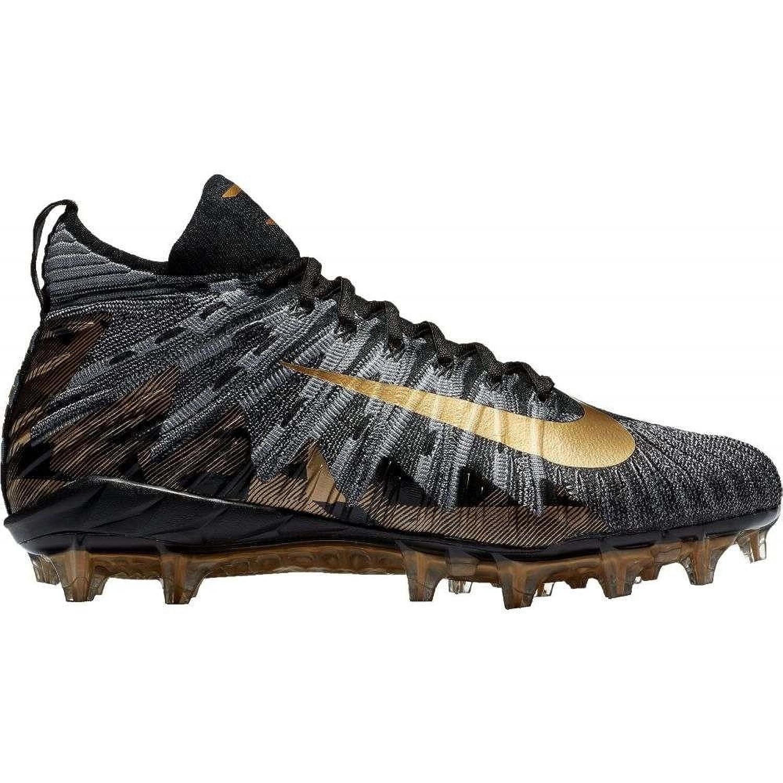 (ナイキ) Nike メンズ アメリカンフットボール シューズ靴 Alpha Menace Elite RW Football Cleats [並行輸入品] B07C7PY2G4 10.5-Medium