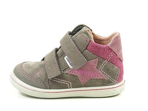 online store 10fef 8514b Ricosta 25-34900 Kimo Schuhe Halbschuhe Mädchen Sneaker Weite Weit Sympatex