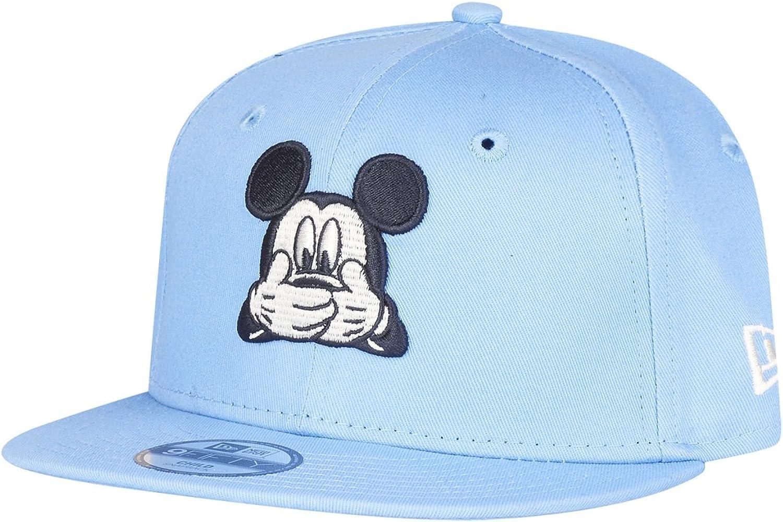 New Era Disney Xpress Mickey Mouse 9fifty 950 Youth Snapback Cap Sky Blue Kids Kinder Children