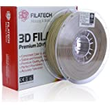 Filatech PLA Wood Filament, 1.75mm, 1 Kg