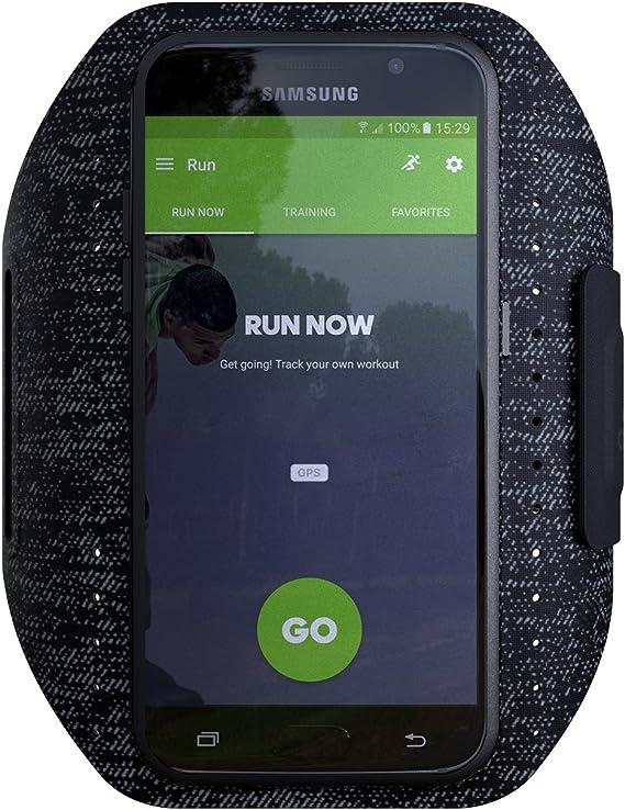 Adidas Sport Armband For Galaxy S7 Edge Black Elektronik