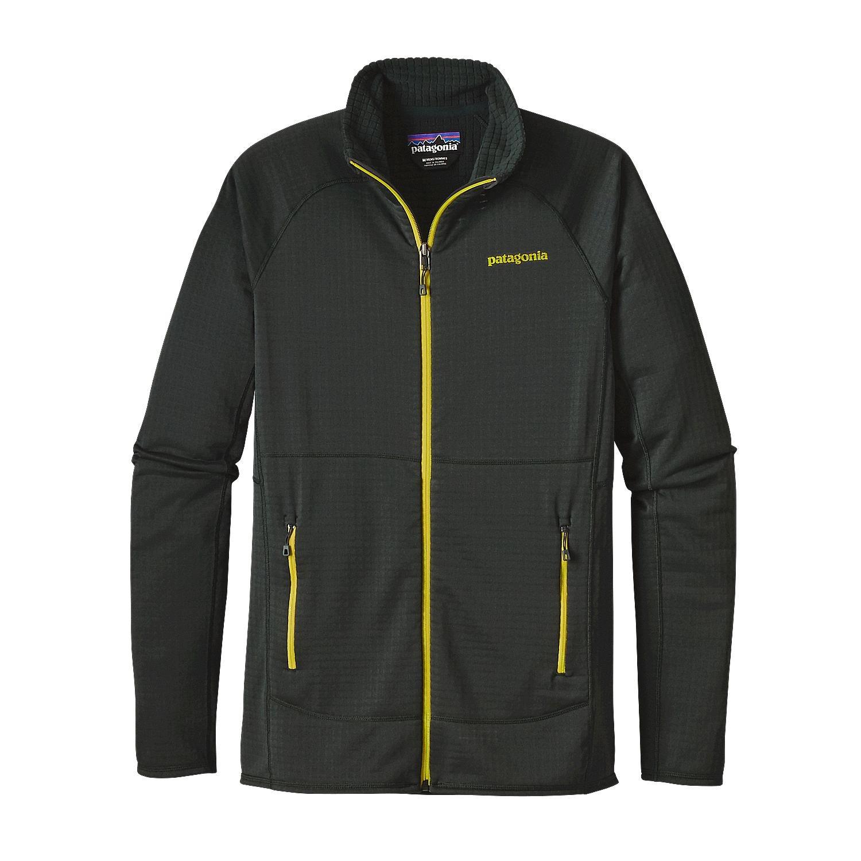 Patagonia Herren Kapuzenjacke R1 Full Zip