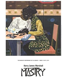 Kerry James Marshall-Great America-2013 Poster