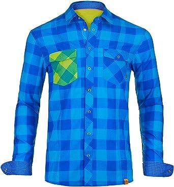 Ortovox Langarm Shirt Rock N Wool Cool - Camisa/Camiseta para Hombre