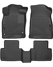 Husky Liners 44121 - Forro para maletero, color negro, Negro, Combo Set