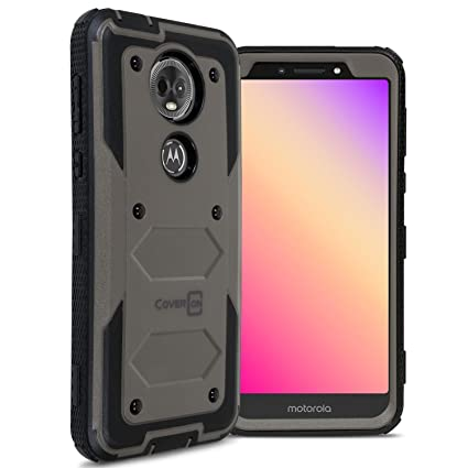 07ed3f010b95 Amazon.com  Moto E5 Plus Case