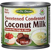 Let's Do…Organic Sweetened Condensed Coconut Milk, 195 Milliliter
