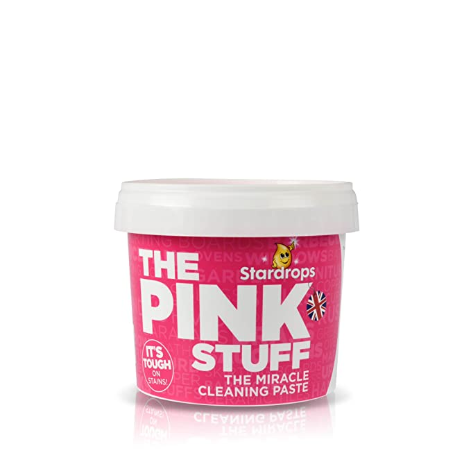 2 opinioni per Stardrops Pink Stuff pasta detergente 500grammi