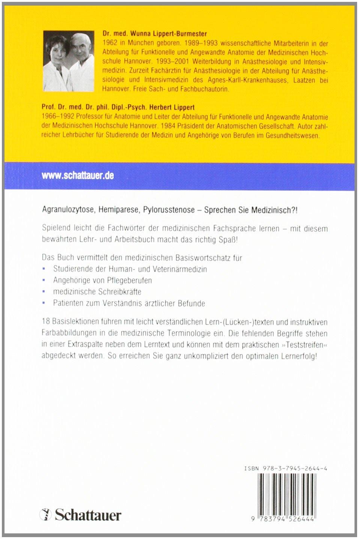 Medizinische Fachsprache - leicht gemacht: Lehr- und Arbeitsbuch ...