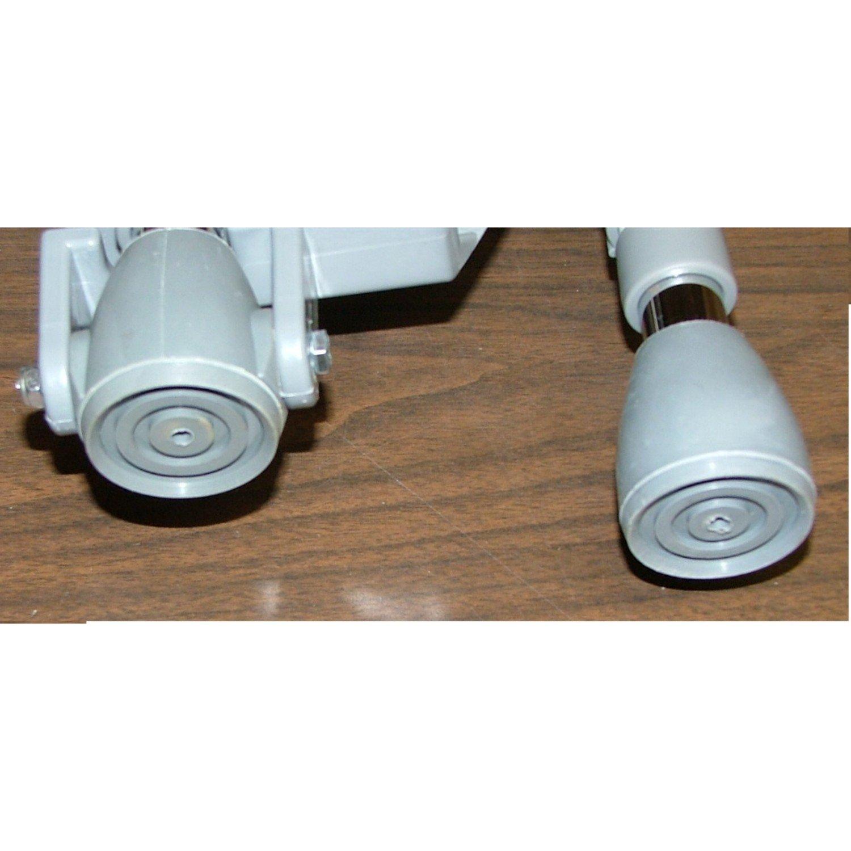 Amazon.com: Buckingham Freestanding Foldeasy Portable Toilet Safety ...