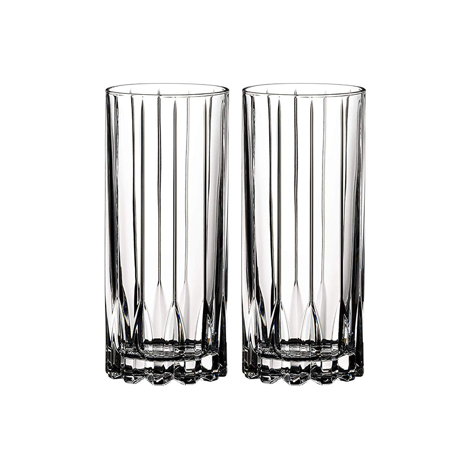 Riedel 6417/04 Drink Specific Glassware Highball Glass, 10 oz, Clear
