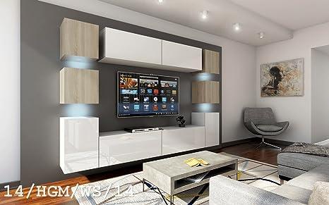 HomeDirectLTD Moderno Conjunto de Muebles modulares Future ...