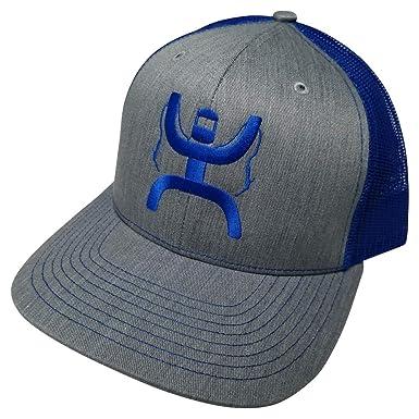 Richardson Hooey Oil Field Life Snapback Cap, Custom Trucker Hat for Men and Women at Amazon Mens Clothing store: