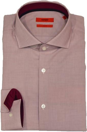 BOSS Hugo Camisa Formal - Cutaway - para Hombre Morado Morado ...