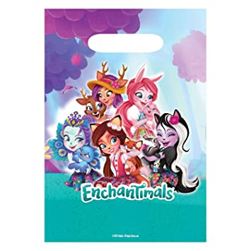 Lote de 24 Bolsas para Chuches (ENCHANTIMALS) .Regalos y ...