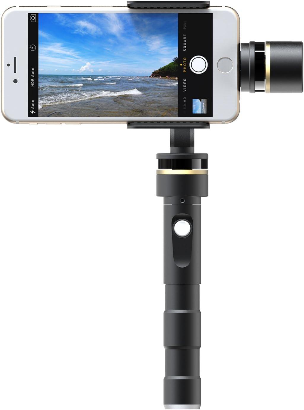 Feiyu Tech G4 Plus PNJ CAM - Estabilizador motorizado con 3 Ejes para Smartphone: Amazon.es: Electrónica