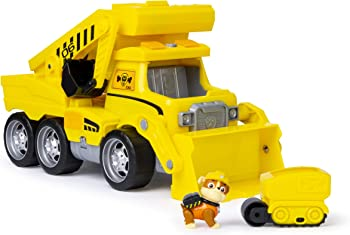 Paw Patrol Ultimate Rescue Construction Truck with Lights Sound