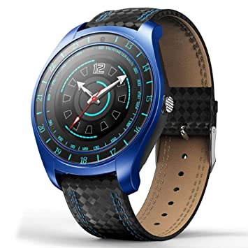 Amazon.com: TOOGOO V10 Smart Watch Men with Camera Bluetooth ...
